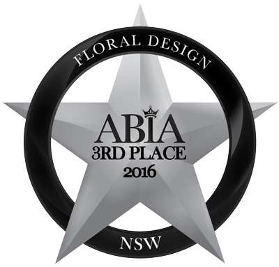 Style & Blooms ABIA Awards Floral Design 3rd Place